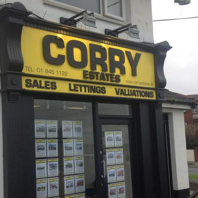 Corry Estate Agents, Dublin