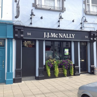J.J McNally Bar, Carrickmacross