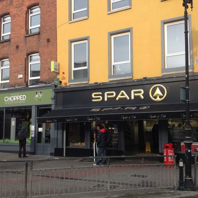 Spar, Talbot Street, Dublin
