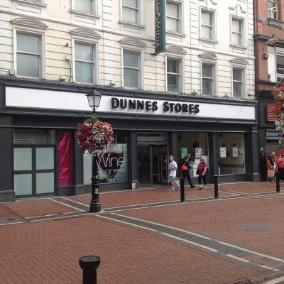 Dunnes Stores, Grafton St. Dublin