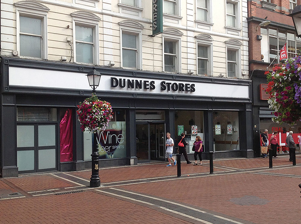 Dunnes Stores, North Earl Street, Dublin.