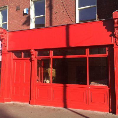 Shopfront Dublin