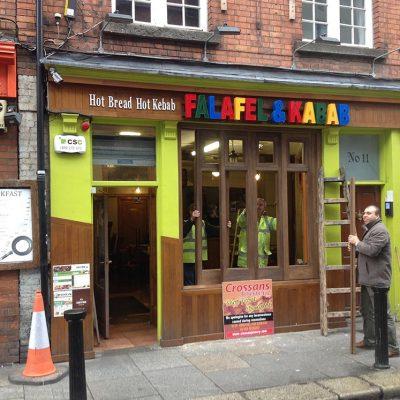 Kebab Shop, Temple Bar