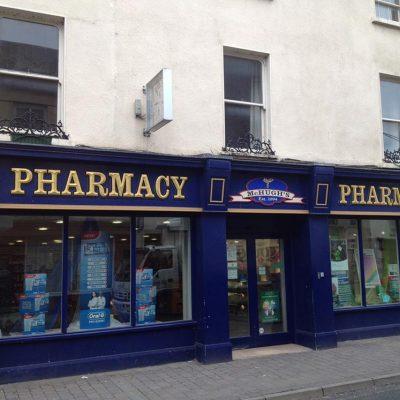 Pharmacy, Clonmel